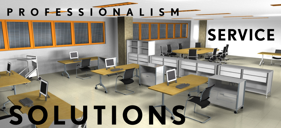 Office Furniture Installation Companies